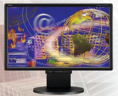 NEC MultiSync LCD2470WVX LCD Monitor