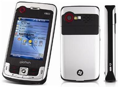 E-Ten Glofiish M800 PDA Phone