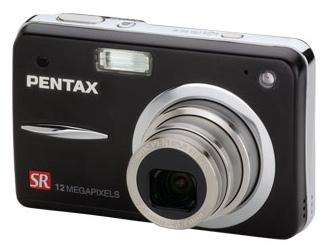 Pentax Optio A40 Camera