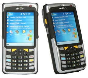 Psion Teklogix iKon PDA Phone