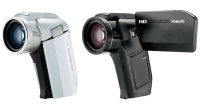 Sanyo Xacti DMX-HD1000 Full HD Camcorder