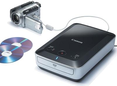 Canon DW-100 Autonomous DVD Recorder