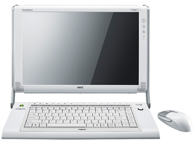 NEC PowerMate P5000/P5010 All-in-One PC