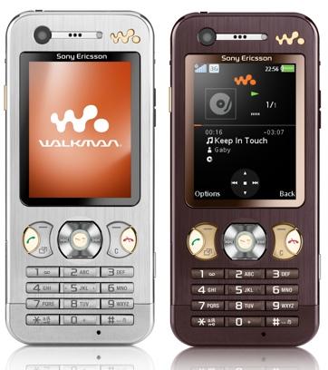 Sony Ericsson W890/W898 Walkman Phone