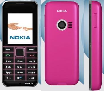 Nokia 3500 Classic Mobile Phone