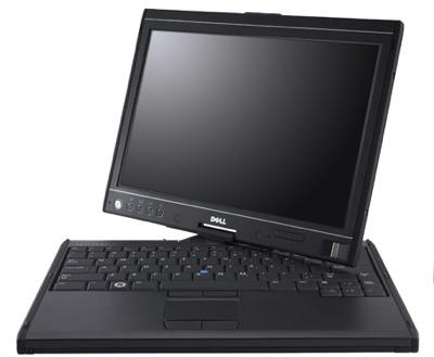 Dell Latitude XT Tablet