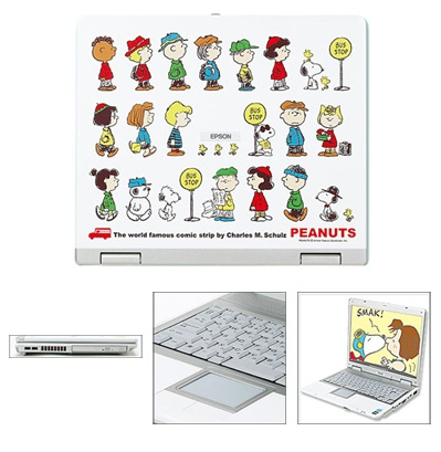 Epson Peanuts Laptop