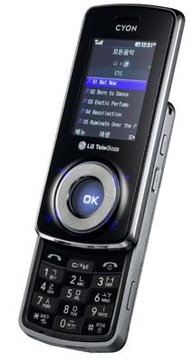 LG LB3300 Music Phone