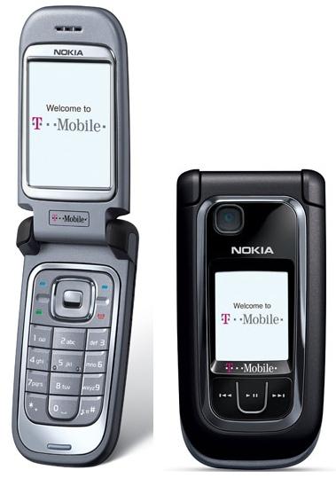 Nokia 6263 for T-Mobile USA