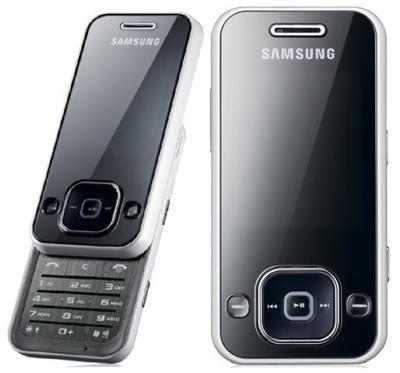 Samsung F250 Slider