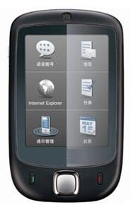 Santek SSG730 - HTC Touch Clone