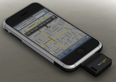 locoGPS GPS Module for the iPhone