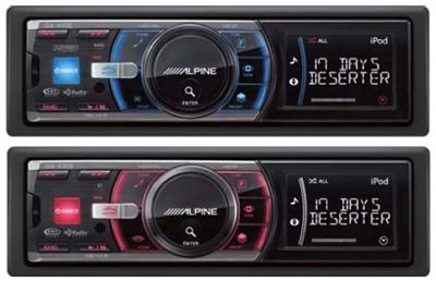 Alpine iDA-X200 and iDA-X300 headunits