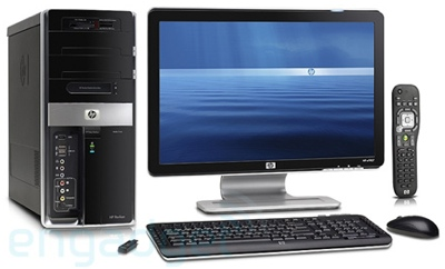 HP Pavilion Elite m9150f Desktop PC