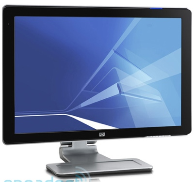 HP w2207h, w2408h LCD Monitors