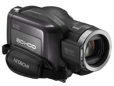 Hitachi Wooo DZ-BD9H and DZ-HD90