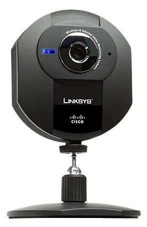 Linksys WVC54GC - Home Monitoring Camera