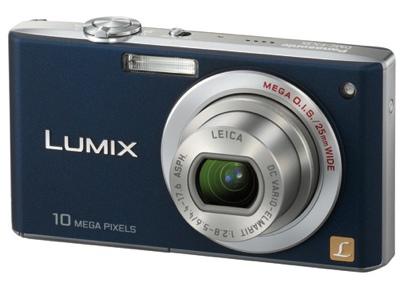 Panasonic Lumix DMC-FX35 Camera