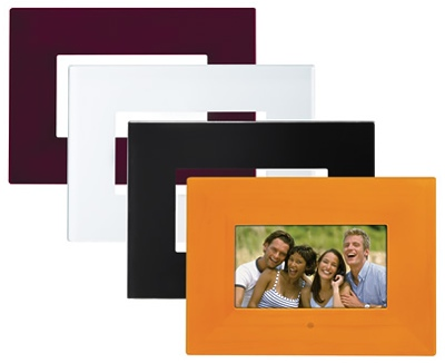 Polaroid XSJ-00750M Digital Photo Frame