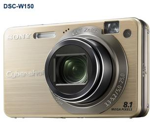 Sony Cyber-shot DSC-W150