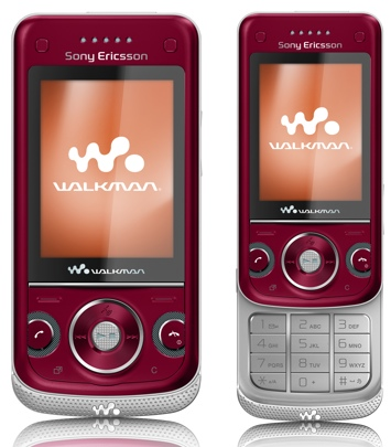 Sony Ericsson W760 Walkman Phone