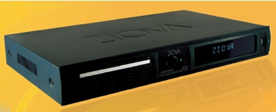 Ziova ClearStream CS615 HD Media Streamer