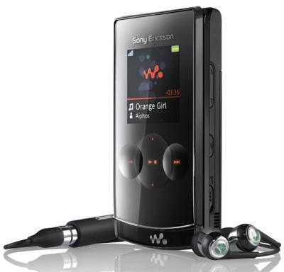 Sony Ericsson W980 Walkman Phone