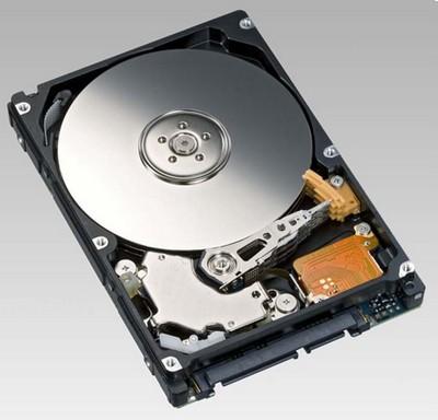 Fujitsu MHZ2 BT - 2.5-inch 500GB HDD