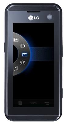 LG KF700 Touchscreen Phone