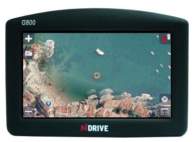 NDrive G800 GPS Device