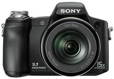 Sony Cyber-Shot DSC-H50 Ultra Zoom Camera