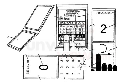 Apple's new Touchscreen patent