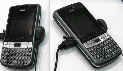 Asus M536 3G PDA Phone with QWERTY