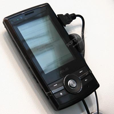 Asus P560 3G PDA Phone