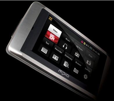 MPIO V10 Touchscreen PMP