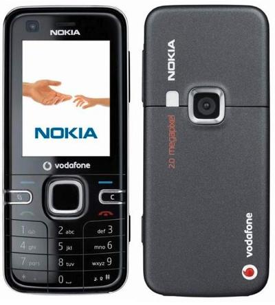 Nokia 6124 Classic 3G Phone