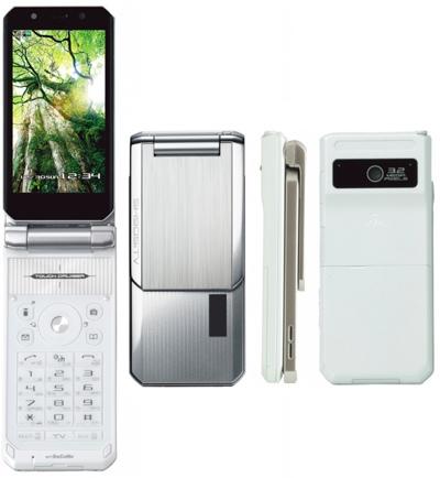 NTT DoCoMo / Sharp SH905iTV FOMA Mobile Phone