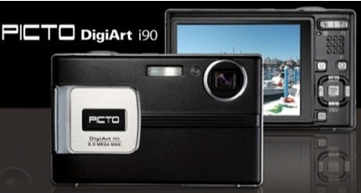 Picto DigiArt i90 MP3 Camera