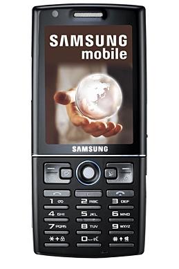 Samsung SGH-i550W Symbian GPS Phone