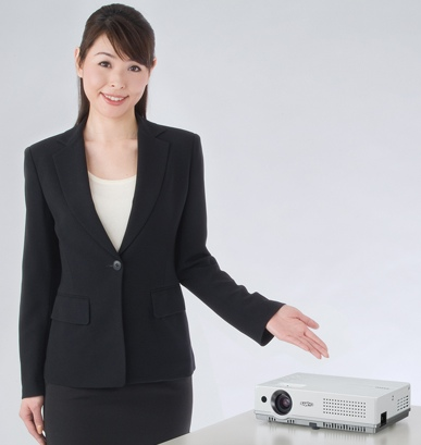 Sanyo LP-XW60 LCD Projector