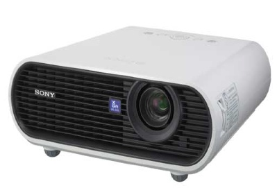 Sony New E-Series LCD Business Projectors