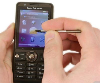 Sony Ericsson G700  Smartphone