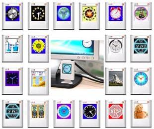 USB LCD SlideShow Device