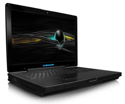 Alienware Area-51 m17x Laptop