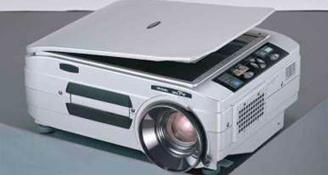 Nippon Avionics AVIO IP-60E Projector with 4MP Camera