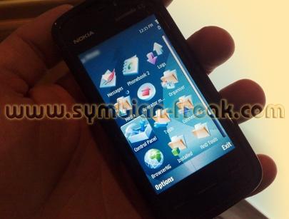 Nokia Tube 5800 - iPhone Killer