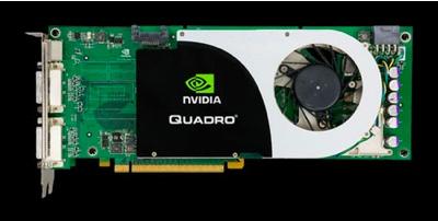 nVIDIA Quadro FX 4700 X2 Graphic Card
