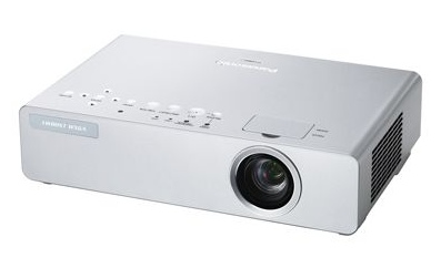 Panasonic Releases 3 New Wireless LCD Projectors