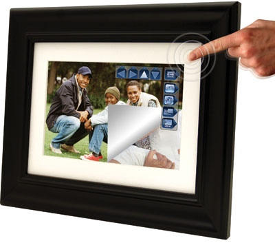 PanDigital Pantouch - Touch-Screen Digital Photo Frames