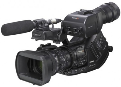 Sony PMW-EX3 Full HD Professional Camcorder